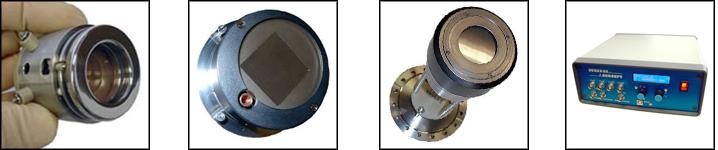 mcp, pulse generator, Delay Line & Neutron Detectors