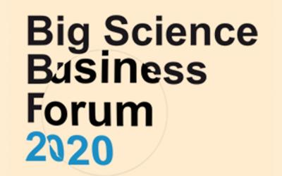 Big Science Business Forum (BSBF2020)