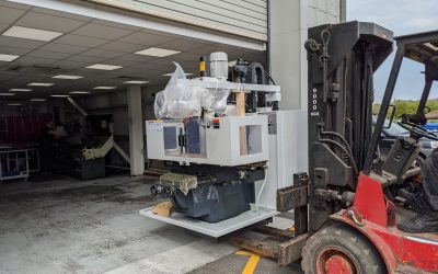 New CNC Mill & Lathe