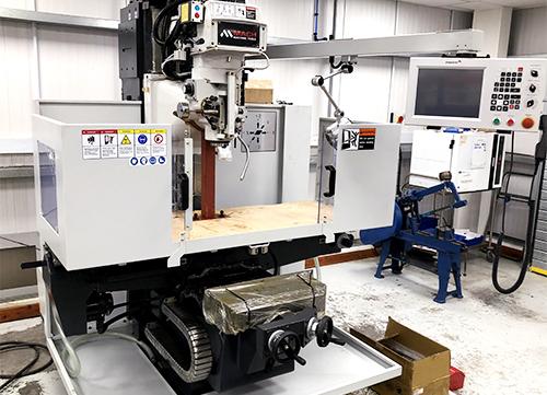 precision machine, XYZ CNC/Manual mill